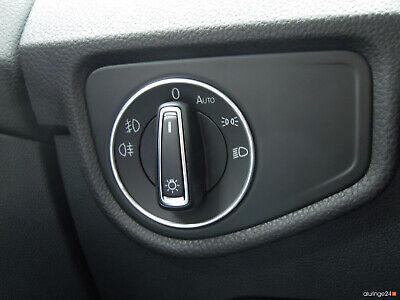 2h Licht (VW Amarok 2H CC 35 Crafter 7C EOS 1F Lupo 6X Aluring Alu Lichtschalter R-LINE)