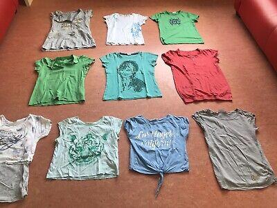 T-Shirts Kleiderset 10 Stück In Gr. 164