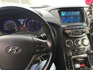 2013 genesis coupe 2 L  premium package