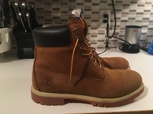 """Timberland Boots 6 inch """"rust"""""""