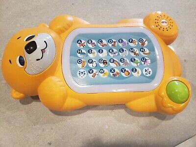 New Fisher-Price Linkimals A to Z Otter Interactive Alphabet Learning