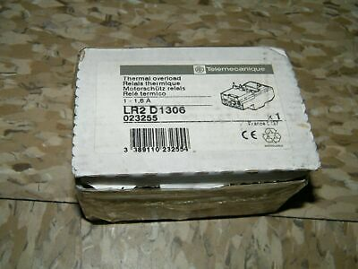 Telemecanique Thermal Overload Relay Lr2 D1306