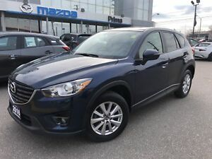 2016 Mazda CX-5 GS LUXURY AWD LEATHER SUNROOF