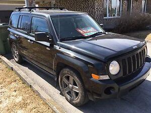 Jeep Patriot 2008 4X4