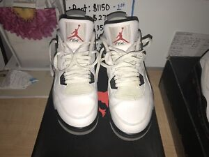 Selling Air Jordan Cement 4 + Chicago 10's SIZE 13