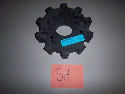 Lacal Murphy Street Sweeper Elevator Rubber Drive Sprocket 23126