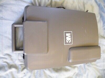3m 2770 Portable Overhead Projector Wcase
