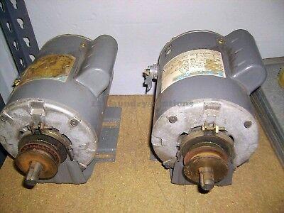 Dryer Motor 12 Hp - 1ph 60hz Speed Queen 430163p