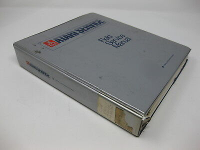 ATARI Dealer 410 810 835 Field Service Manual 1983 In Original Dealer Binder