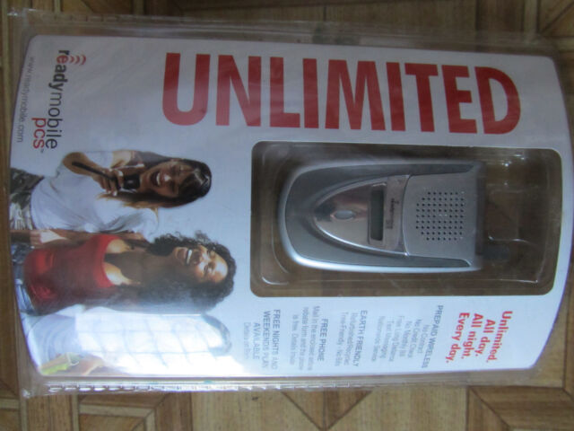 LG 101/102 Readymobile Pcs Unlimited Prepaid Phone Ready Mobile | eBay