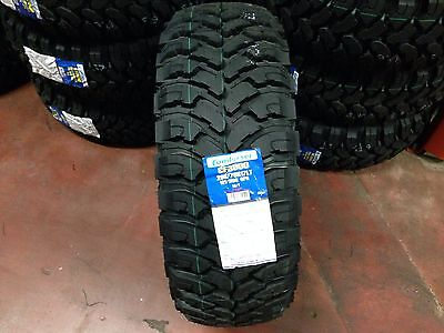 4 New 285 70 17 Comforser Cf3000 Mt Tires  8 Ply Mud 2857017 70R R17 Offroad