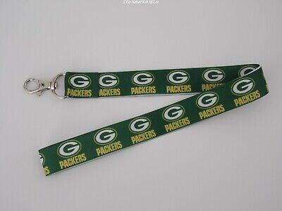 Green Bay Packers Schlüsselband NFL -Schlüsselanhänger-American Football-#3- NEU ()