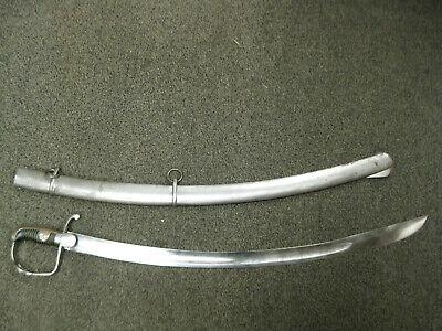 Antique Cavalry Saber Circa 1800