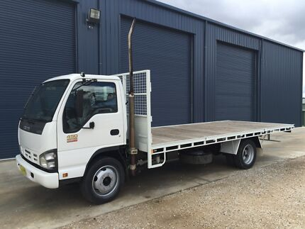 Isuzu NQR 450 Long tray truck Mudgee Mudgee Area Preview