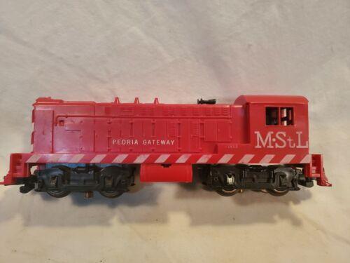 "American Flyer M & STL Baldwin Locomotive 21813   ""Nice"""