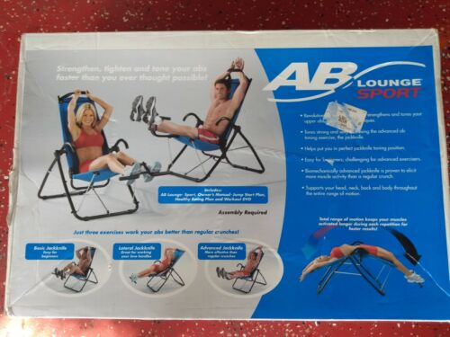 Ab Lounge Sport, New in Box