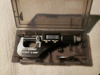 0-1 Fowler Digital Micrometers