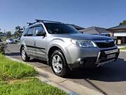 2008 Subaru Forester XS Premium Manual AWD MY09 Blacktown Blacktown Area Preview
