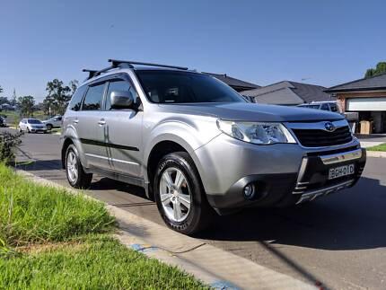 2008 Subaru Forester XS Premium Manual AWD MY09 Blacktown Blacktown Area Preview