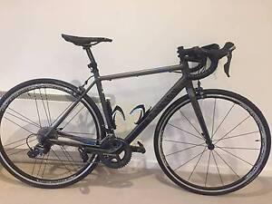 Canyon Endurace AL 7.0 2016 model road bike Docklands Melbourne City Preview