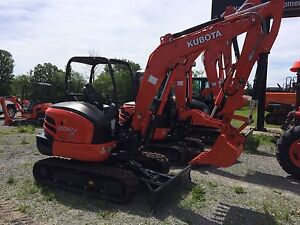KUBOTA KX040-4 ROPS 0% for 72 Months