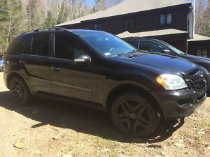 mercedes ml350 amg package 2006 153,000km need engine