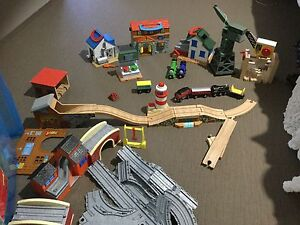 2 Thomas the Tank Engine train sets Landsdale Wanneroo Area Preview