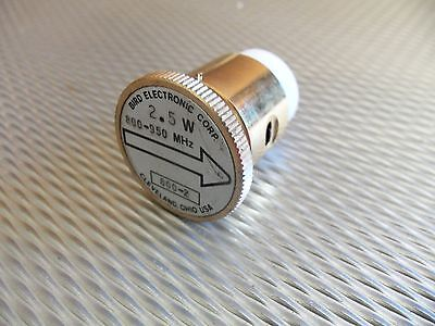 Bird 43 Thruline WattMeter Element 800-2 2.5W 800-950MHz