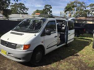 1998 Mercedes-Benz Vito Van/Minivan Arcadia Vale Lake Macquarie Area Preview