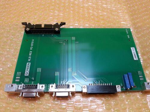 Dns Dainippon Screen Hls-mc3 Pc-97014 Bridge Pcb