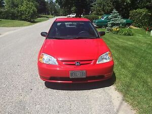 MUST GO! Beautiful 2003 Honda Civic. Certified, Etested.