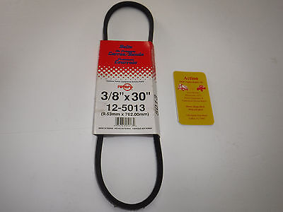 """REPLACEMENT BELT FOR MTD 754-0346, 954-0346 (3/8""""x30"""")   rotaty 5013"""