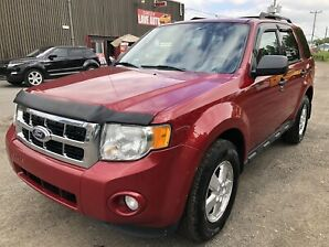 2011 Ford Escape XLT AWD 4x4