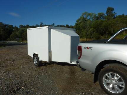 ENCLOSED TRAILER ,BOX TRAILER  ,GO KART ,MOTORBIKE , FUN TRAILER Oxenford Gold Coast North Preview