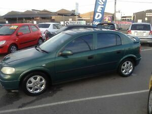 2001 Holden Astra Sedan Mitchell Gungahlin Area Preview
