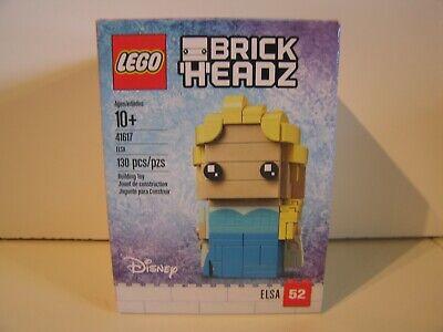 LEGO Brickheadz Disney Princess Belle 2017 (41595) New in the box. Age:10+