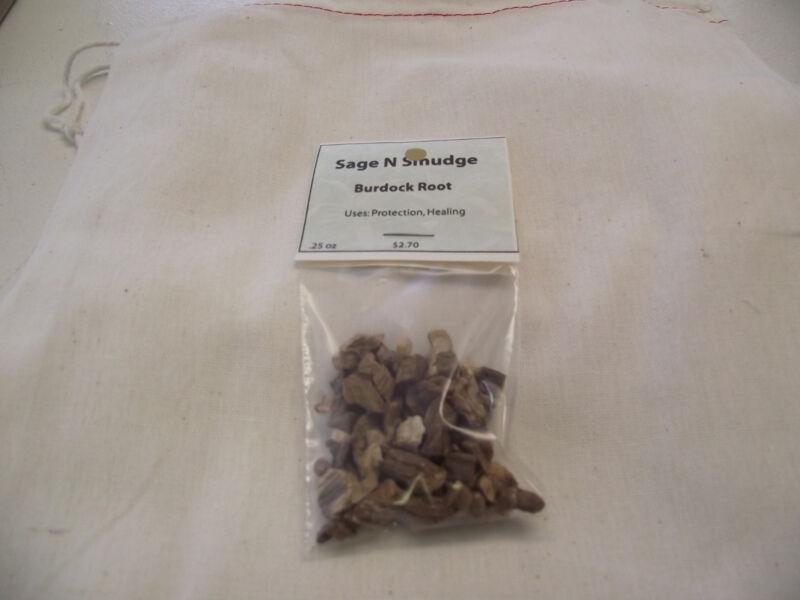 Burdock Root Protection, healing