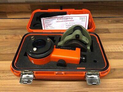 Leica Wild Heerbrugg Znl Optical Plummet
