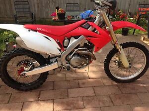 CRF 450R 09 Geelong Geelong City Preview