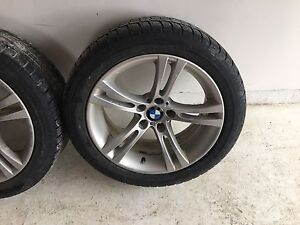 BMW OEM STYLE 184 RIMS $600 TODAY ONLY!