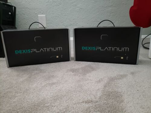 Dexis platinum brand new in box digital x-ray sensor perfect working order.