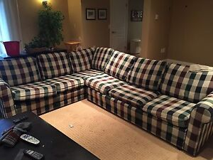 Free sectional couch with sofa bed