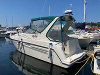 1997 Maxum 2700 SCR power boat