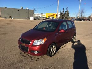 2011 Chevy Aveo 105kms.4dr.auto.$4000 FIRM