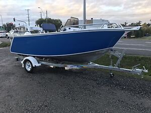 2017 R&M Plate Boats 5.2M  520 Ultimate Package Hemmant Brisbane South East Preview