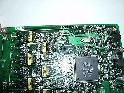 Panasonic Kx-tda0172 Dlc16 16 Port Kx-tda100200600 Tde100200600