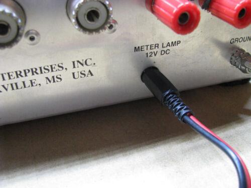 DC Lamp Power Connector MFJ-948 MFJ-949B MFJ-949C MFJ-949D