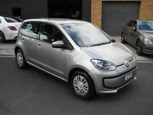 2012 Volkswagen UP! Hatchback 5 door HATCH RWC REG 10/19 $7998
