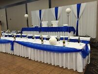Chair covers and more for less
