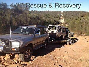 4x4 Recovery towing Wanneroo Wanneroo Area Preview